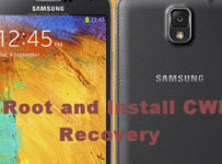 Root and Install CWM Recovery on Galaxy Note 3 LTE SM-N9005