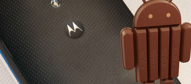 AT&T's Moto X Gets Android 4.4 KitKat Update