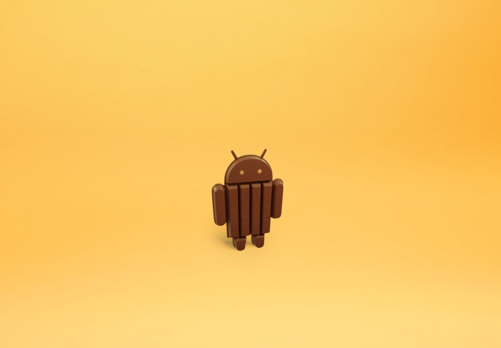 Android 4.4 KitKat Wallpaper