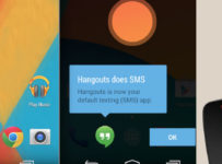 Android KitKat Home Launcher