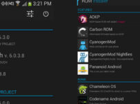 ROM Installer for Android Smartphone and Tablets Devices