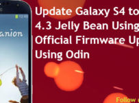 Official Android 4.3 Firmware Update for Galaxy S4