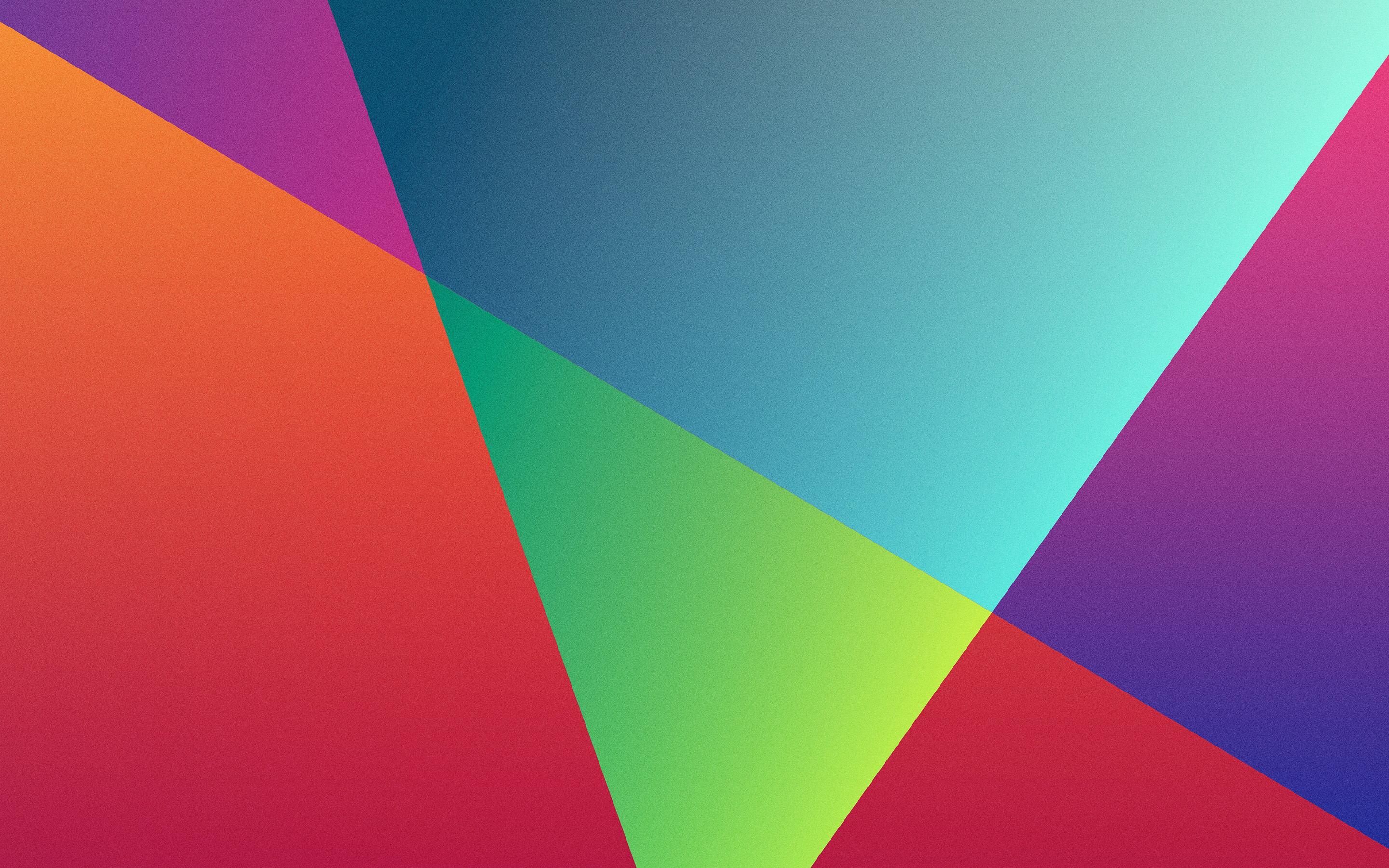 Gradient triangles wallpaper - 1099379