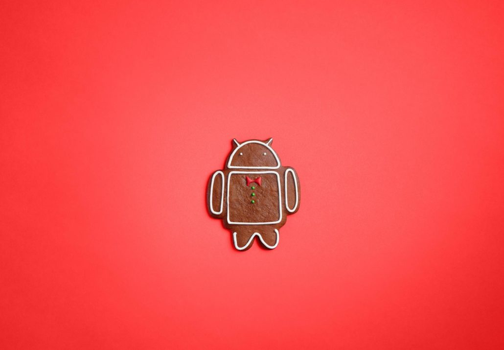Android Gingerbread 2.3 Wallpaper
