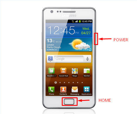 Phone cannot on download content supported not is galaxy s2 this the