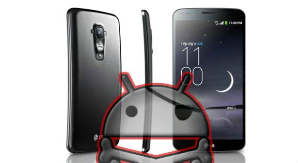 LG G Flex D958 Rooted