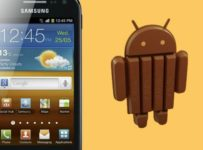 Android 4.4 KitKat update for Galaxy Ace 2