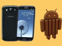 Android 4.4.2 KitKat Custom ROM for Galaxy S3