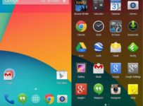 Get Stock Android 4.4 KitKat Apps for your phone