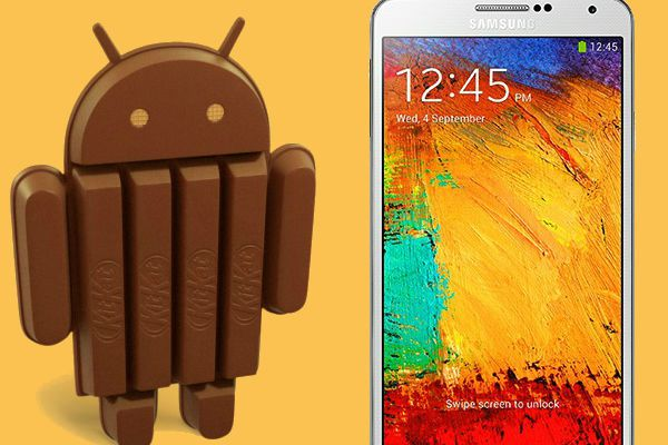 Official Android 4.4.2 KitKat for Galaxy Note 3