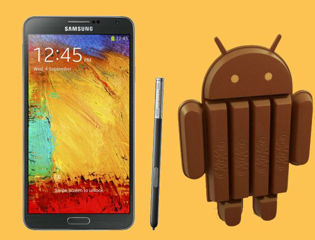 Android 4.4 KitKat ROM for Sprint Galaxy Note 3