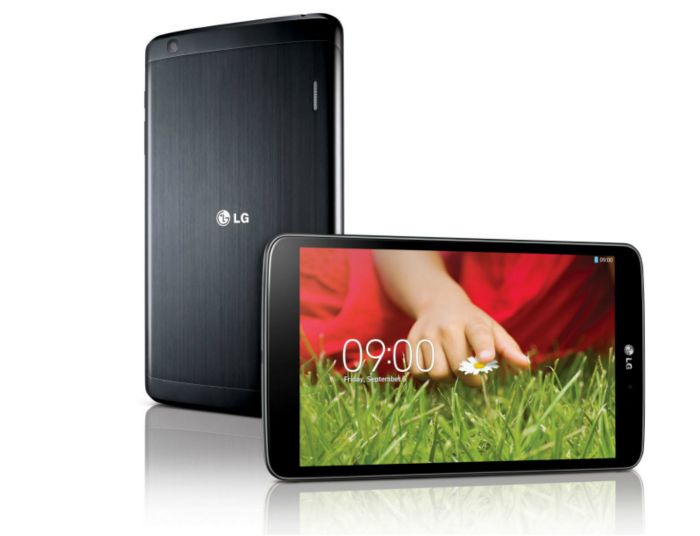 Update LG G Pad 8.3 to Android 4.4.2 KitKat