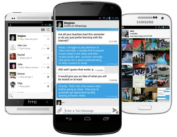 Android-Alternative-SMS-apps