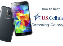 rooting us cellular galaxy s5