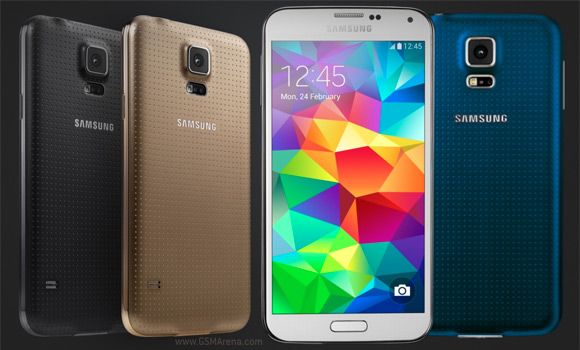 Galaxy S5 SM-G900W8 Android 5.1.1 update