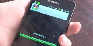 Android - How to Uninstall Apps