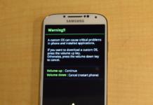 Galaxy S4 GT-I9505