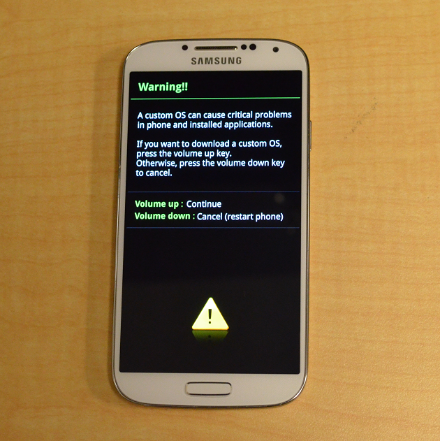 How to Easily Unroot Samsung Galaxy S4 GT-I9505 and Reset Flash Counter