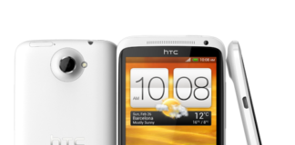 White HTC One X