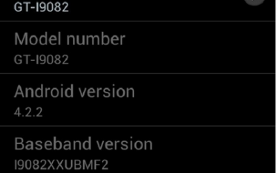 Official Android 4.2.2 OTA Update for Samsung Galaxy Grand DUOS