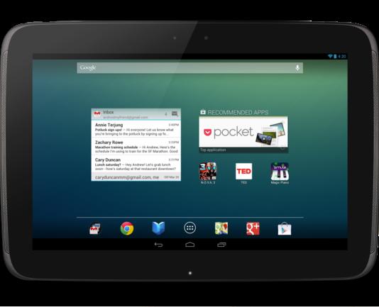 Nexus 10 - How to Unlock Bootloader