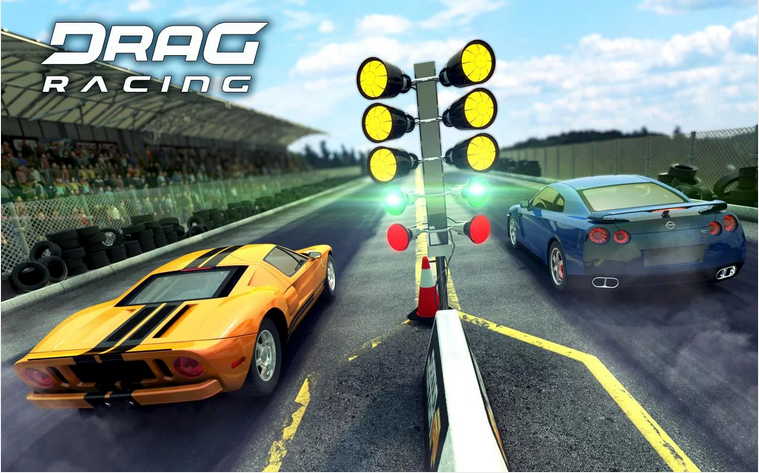 Drag Car Racing Game for Android