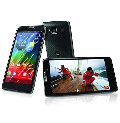 Update Motorola RAZR HD XT925