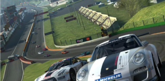Top Android Racing Games: Real Racing 3