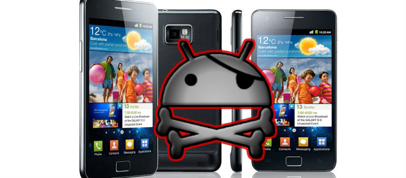 Root Samsung Galaxy S 2 I9100
