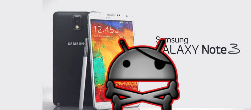 How to Root and Install TWRP Recovery on Sprint Galaxy Note 3 N900P