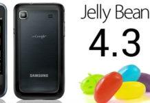 Update Samsung Galaxy S I9000 to Android 4.3 Jelly Bean Using Mackay Custom ROM