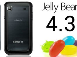 Update Samsung Galaxy S I9000 to Android 4.3 Jelly Bean Using Mackay Custom ROM
