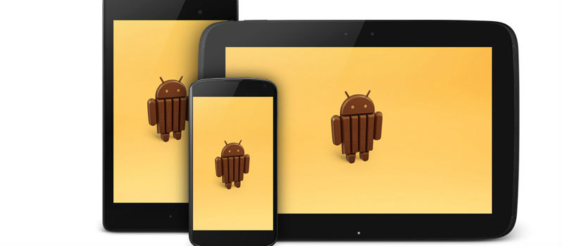 Manually Update Nexus 4, 7 and 10 to Android 4.4 KitKat