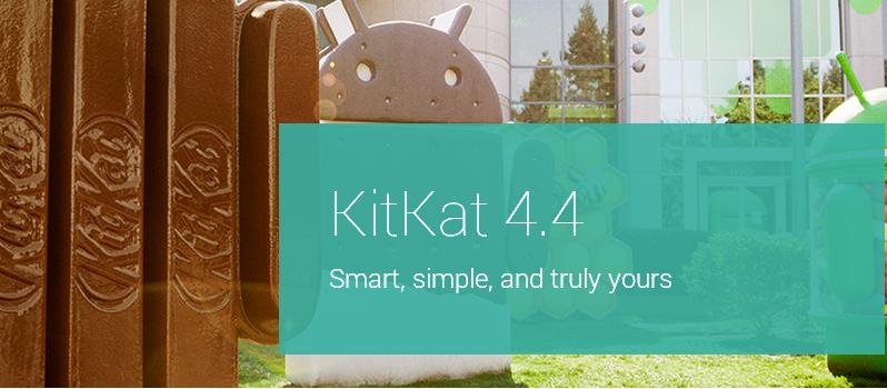 Android 4.4 KitKat Update for Nexus 7 and Nexus 10