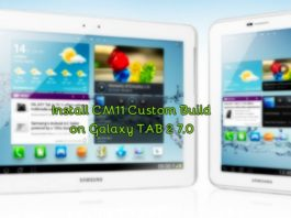 Update Galaxy Tab 2 7.0 to Android 4.4 KitKat