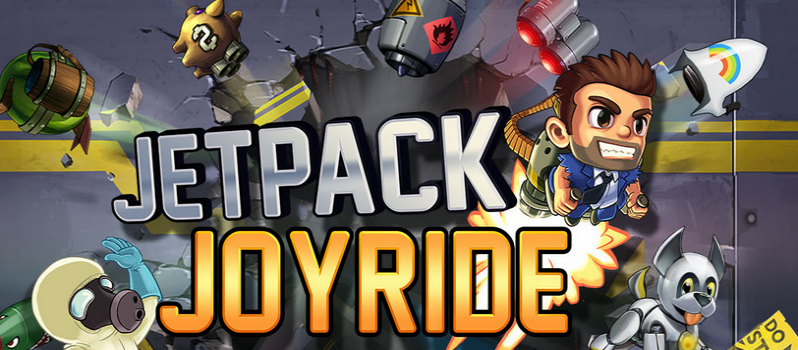 Jetpack Joyride free Running Game for Android