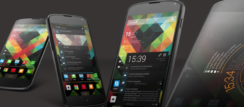 Paranoid Android 4.3 Custom ROM for Galaxy S I9000