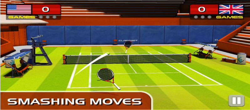 Play Tennis for Android