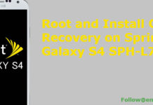 Root Tutorial for Sprint Galaxy S4 Running Android 4.3 Jelly Bean