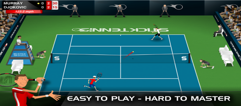 Stick Tennis Android Game