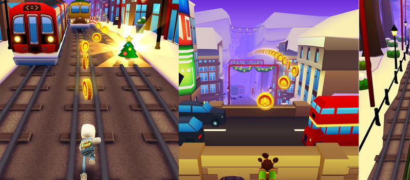 Subway Surfers free Running Game for Android