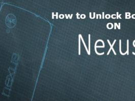 Unlocking Bootloader on Nexus 5