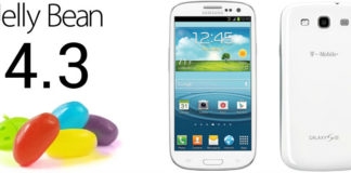 Update T-Mobile Galaxy S3 to Official Android 4.3 Jelly Bean Firmware