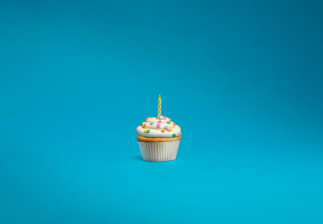 Android Cupcake 1.5 Wallpaper