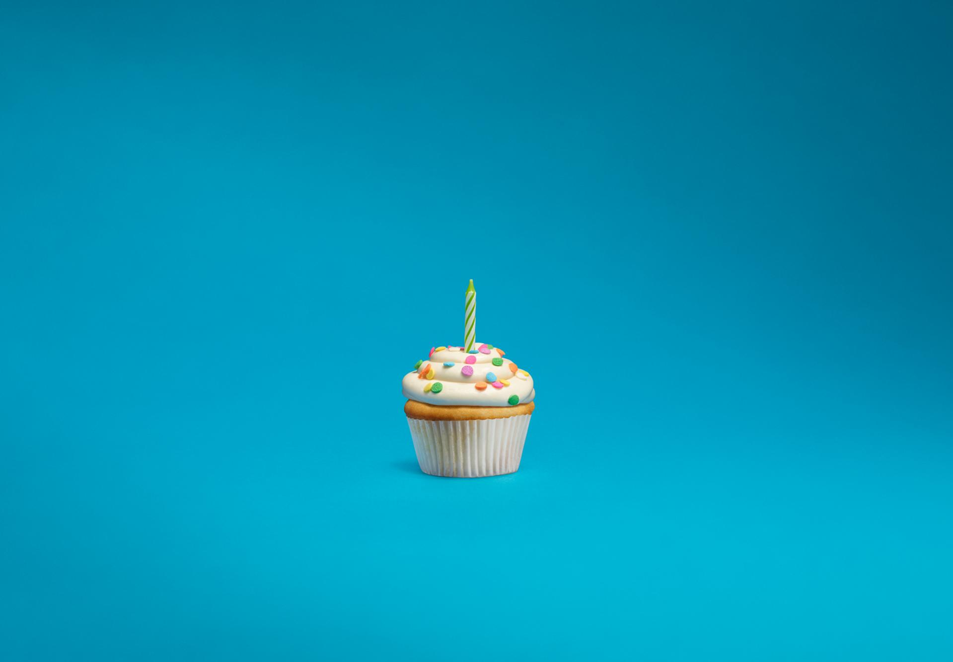 Android Cupcake 15 Wallpaper