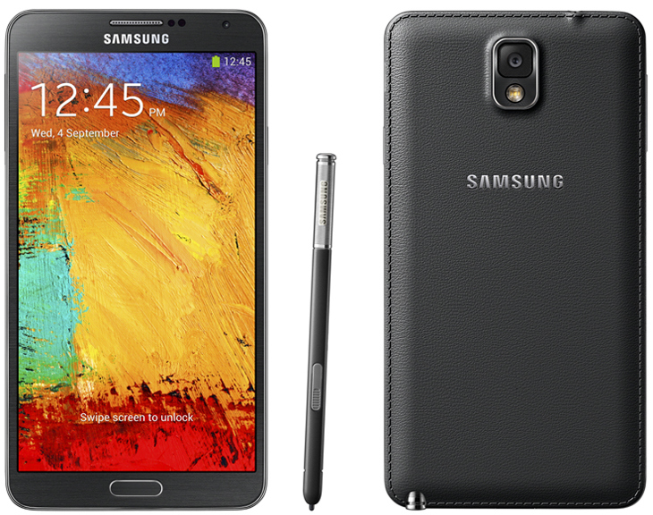 Update Galaxy Note 3 LTE