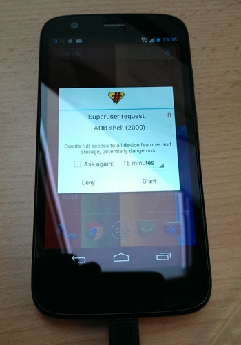 Root Tutorial for Moto G