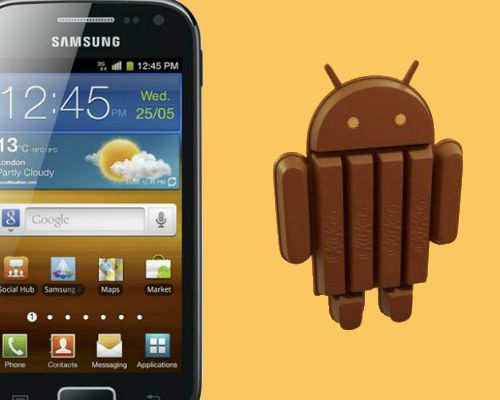 How to Update Samsung Galaxy Ace 2 to Android 4 4 2 KitKat