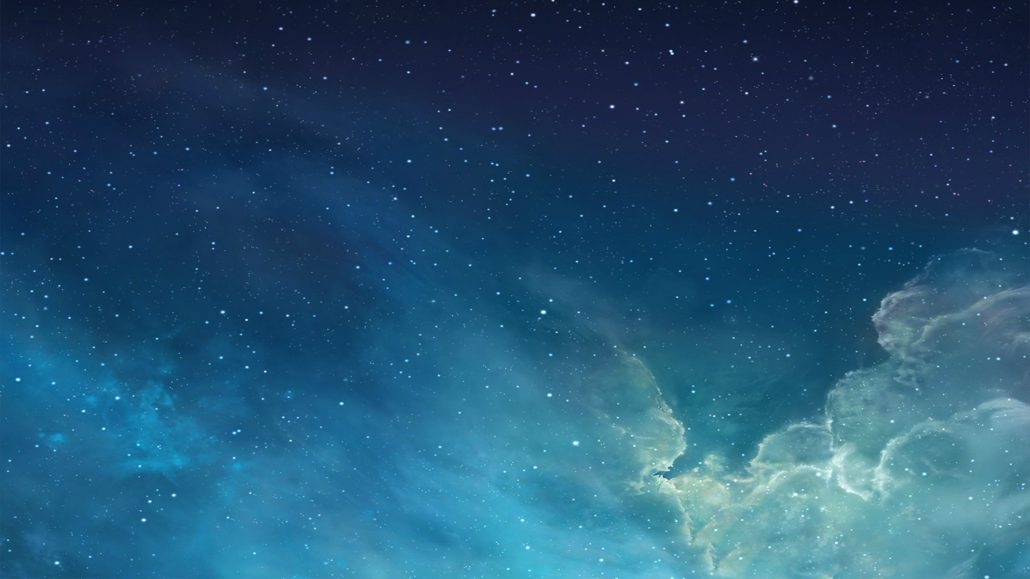 IOS Galaxy Wallpaper for Android
