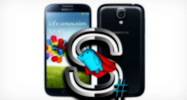 Root Samsung Galaxy S4 GT-i9505